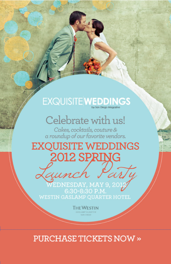 Exquisite Weddings Launch Party